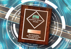 National Safety Award